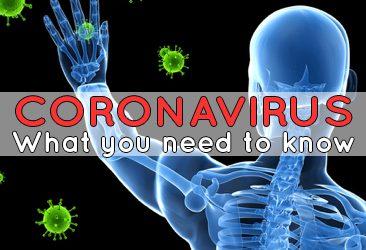 Coronavirus – What to know