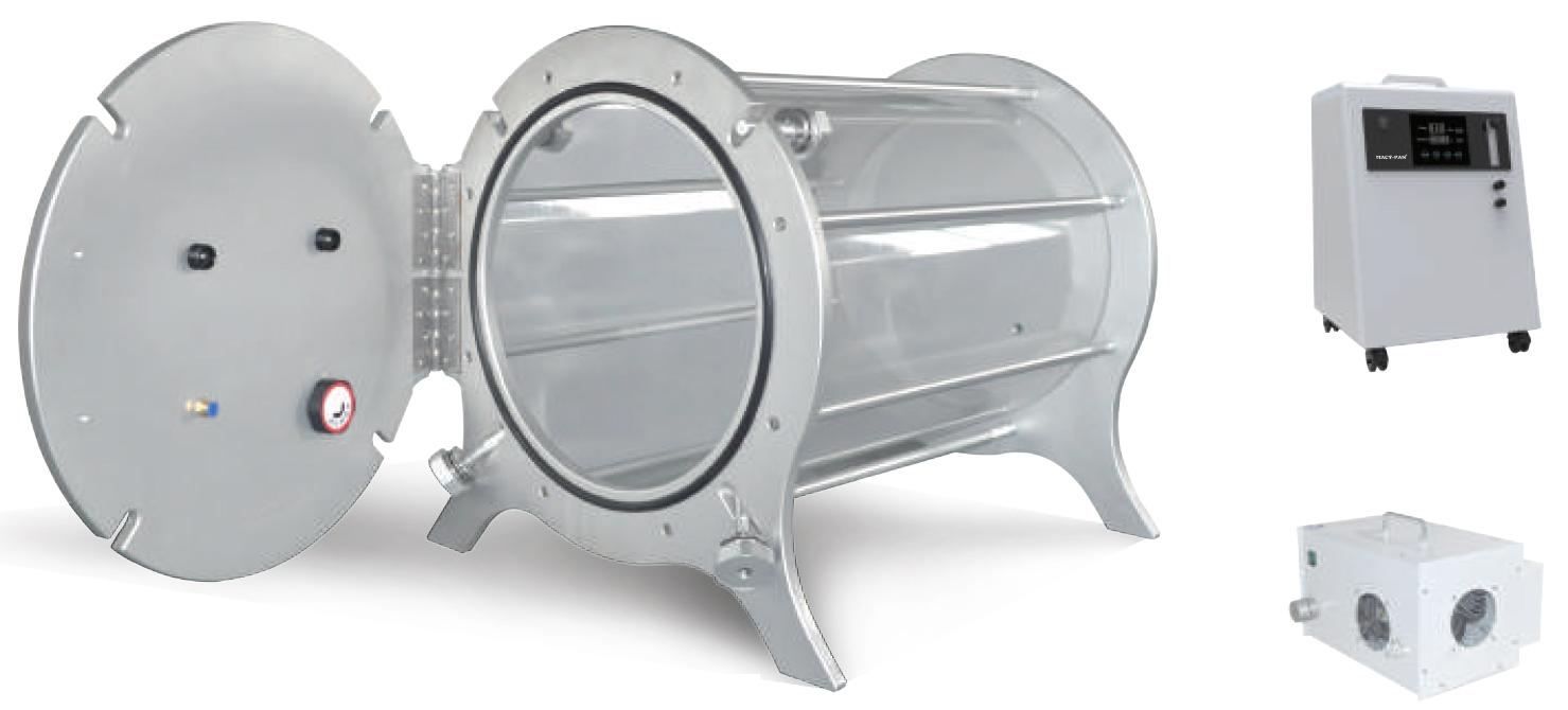 PET60 Oxygen Chamber